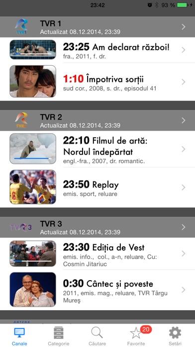 Romanian TV+ Screenshot 1