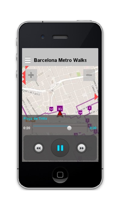 Barcelona Metro Walks - ES screenshot two