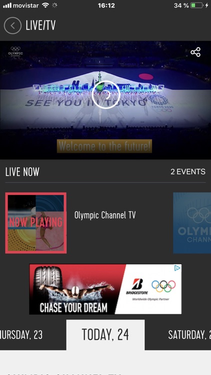 Olympic Channel screenshot-5