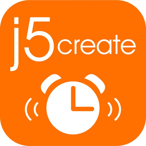 j5 Alarm Clock by j5create