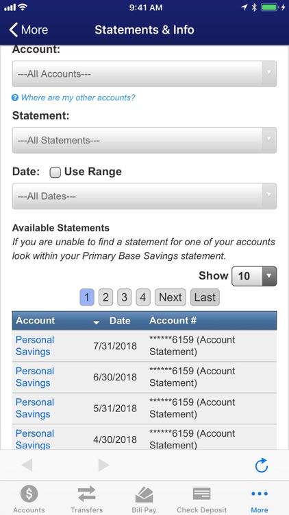Royal Credit Union screenshot-5