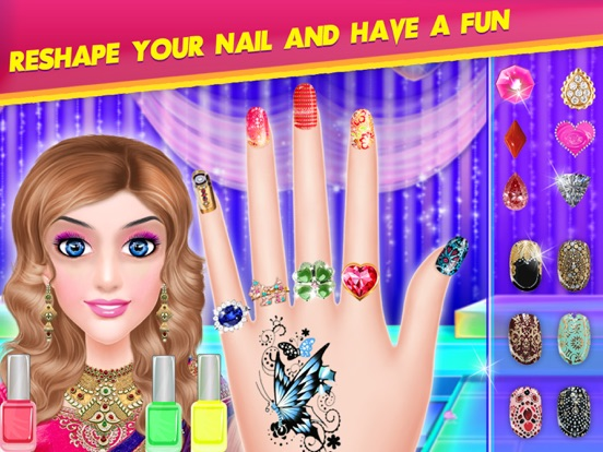 Nail Art Salon - Nail Care screenshot 5