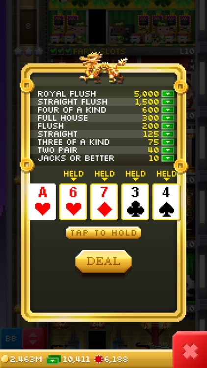 Tiny Tower Vegas screenshot-3