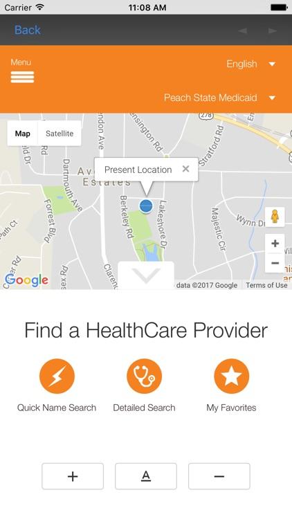 Peach State Health Plan screenshot-4