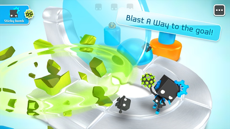 Blast-A-Way
