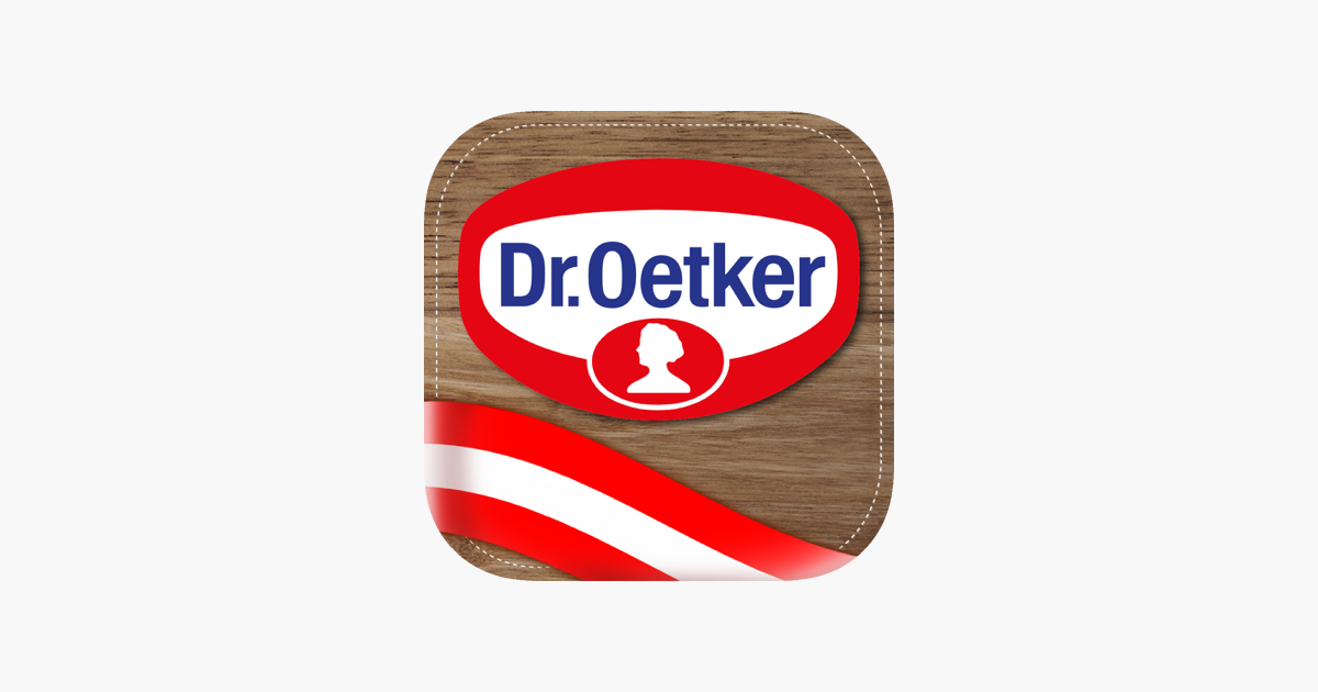 rezeptideen von dr oetker im app store. Black Bedroom Furniture Sets. Home Design Ideas