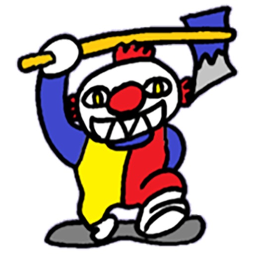 Scary Killer Clown