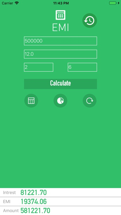 EMI Calculator.
