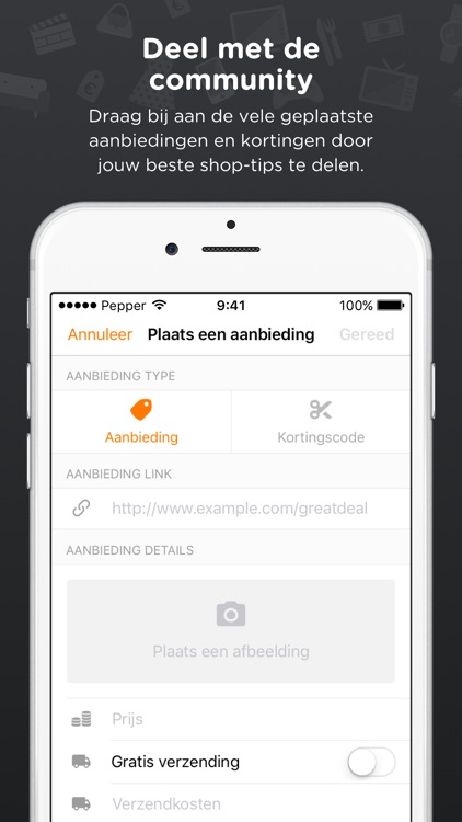 Pepper.com: Deals & Korting screenshot-4
