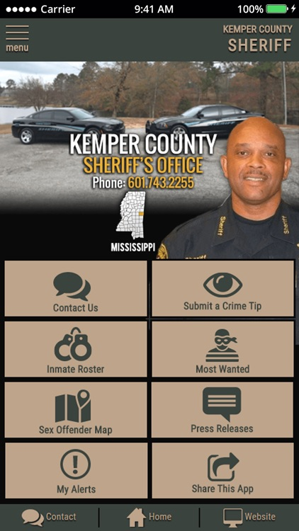 Kemper County Sheriff MS by Kemper County Sheriff's Department