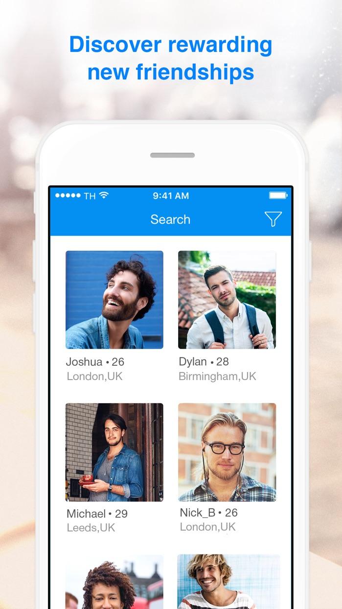 Cupid Dating App Screenshot