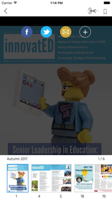 innovatED Magazine screenshot 2