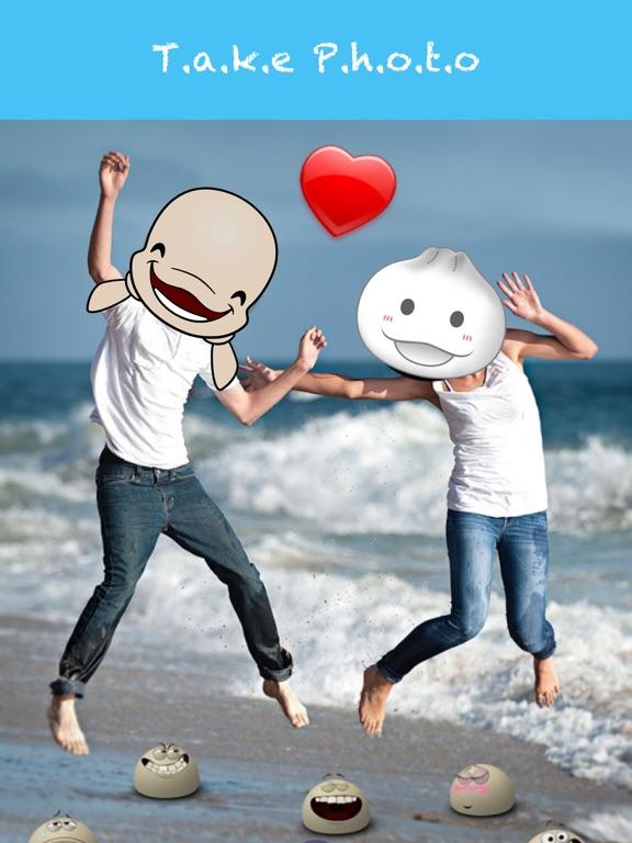 Screenshot #6 pour Emoji Camera - filtres uniques