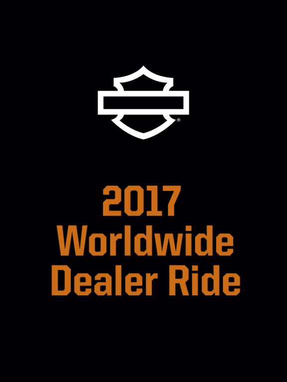 2017 Worldwide Dealer Ride screenshot 3