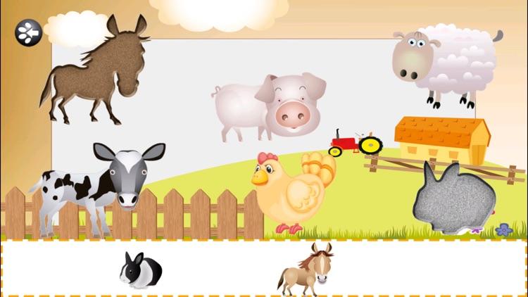 Kids games - Animals cards Fun screenshot-3