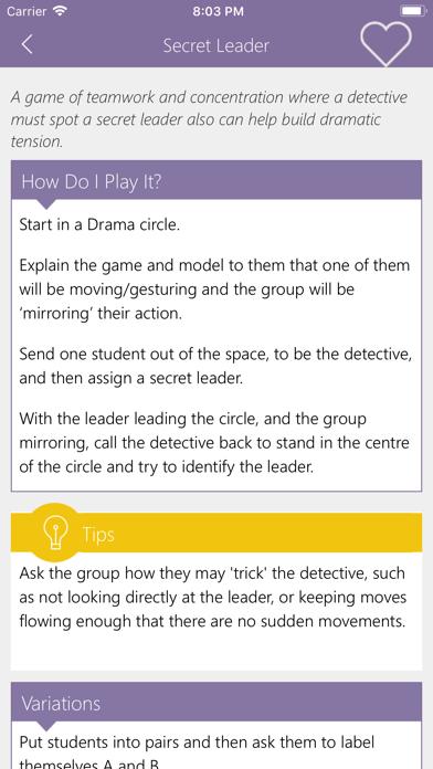 Drama Toolkit screenshot four