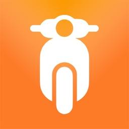 Scooterino Scooter ridesharing