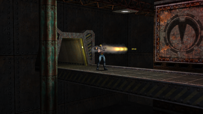 Screenshot from Duke Nukem: Manhattan Project