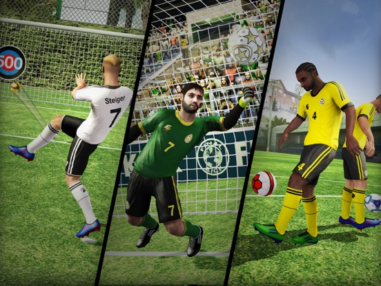 Скачать игру Final Kick футбол онлайн 2020