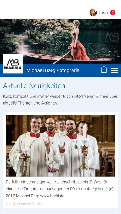 Michael Barg FotografieScreenshot von 1
