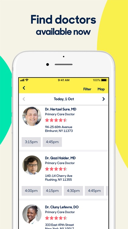 Zocdoc: Find a Local Doctor screenshot-9