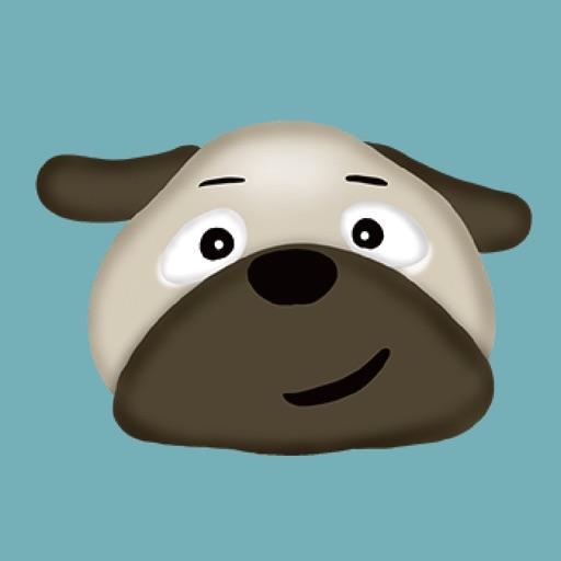 Pug Emoji Stickers !