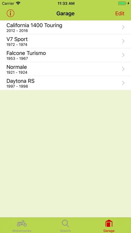 Guzzi Tracker screenshot-6