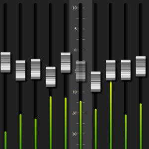 XAir Monitor Mixer app