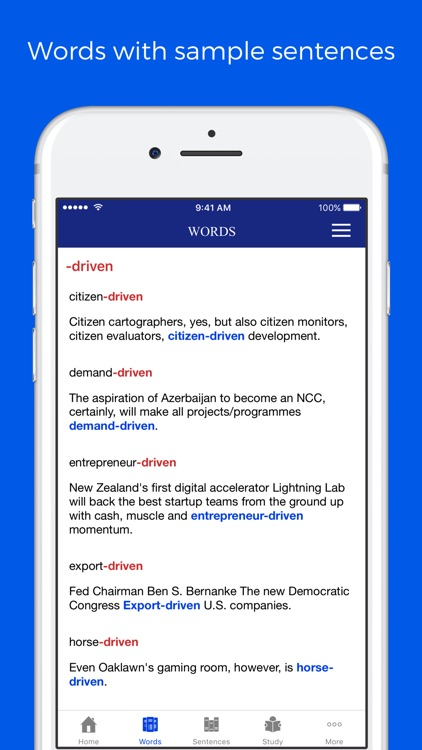 Combining Forms Dictionary screenshot-3