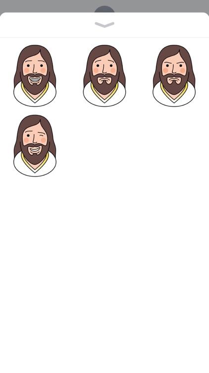 Jesucristo Stickers Lite