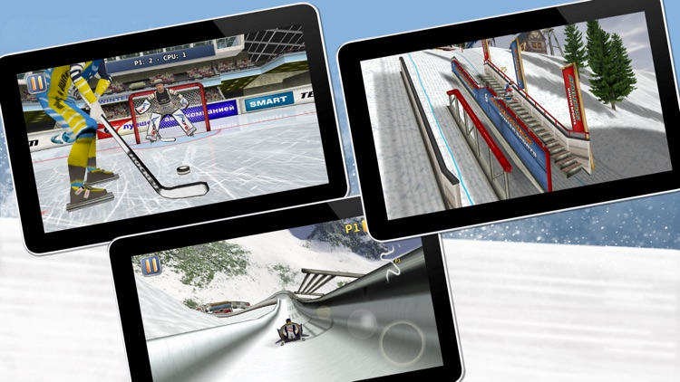 Athletics 2: Winter Sports screenshot-3