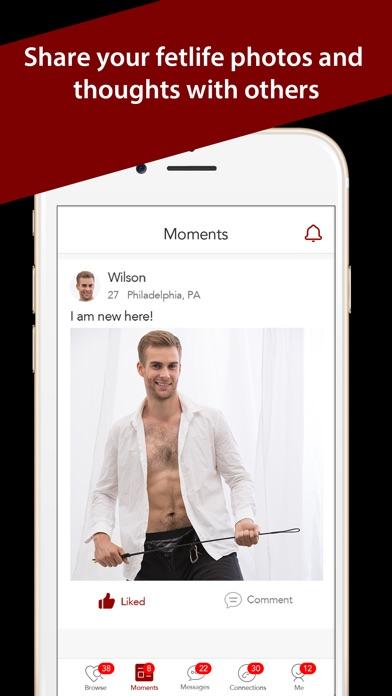 Gay bdsm app
