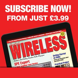 Practical Wireless app