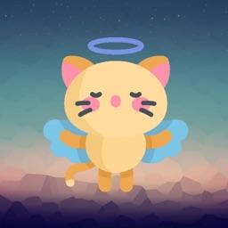 Sassy The Cat Emoji Stickers