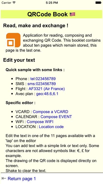 QRCode Book screenshot-3
