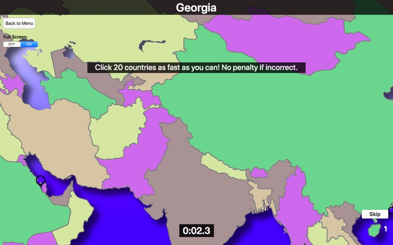 World map challenge geography app price drops geography screenshot 5 for world map challenge geography gumiabroncs Image collections