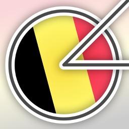 Offline Cycle Routes Belgium