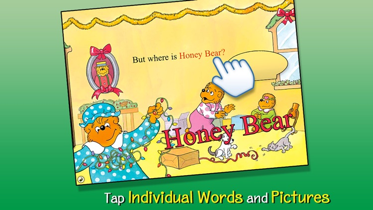 Berenstain Bears Trim the Tree screenshot-2