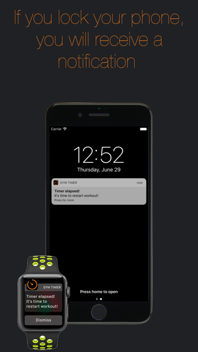 Gym Timer-Timer for rest time screenshot four