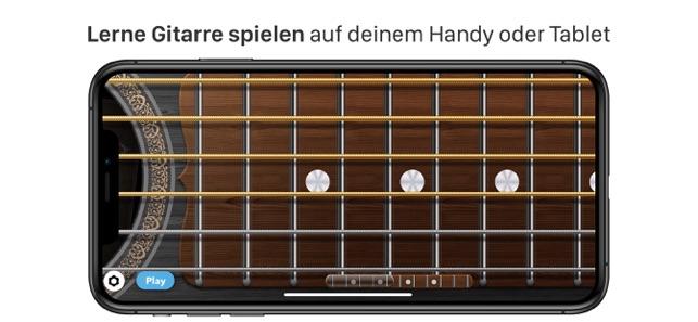 gitarre akkorde spielen im app store. Black Bedroom Furniture Sets. Home Design Ideas