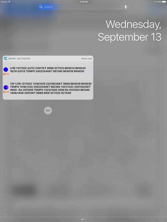 SDVFR Screenshots