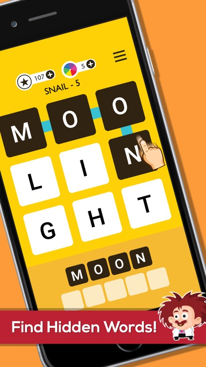 Word Trek - Word Block Puzzles