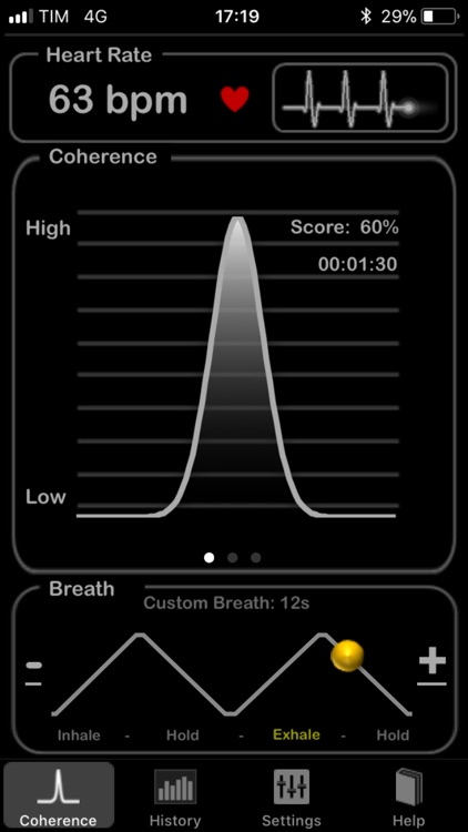 HeartRate+ Coherence screenshot-0