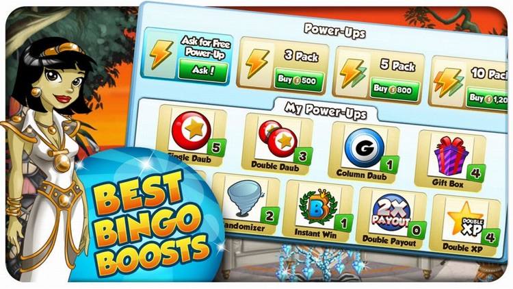 Bingo Blingo screenshot-1