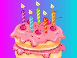 Happy Birthday Sticker App Emo
