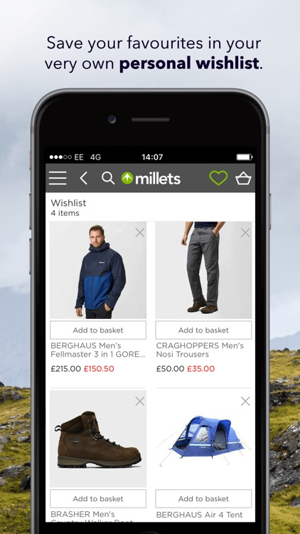 Millets screenshot-3