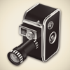 NEXVIO INC. - 8mm Vintage Camera illustration