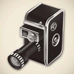 Ícone do app 8mm Vintage Camera