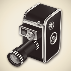 8mm Vintage Camera - Photo & Video app