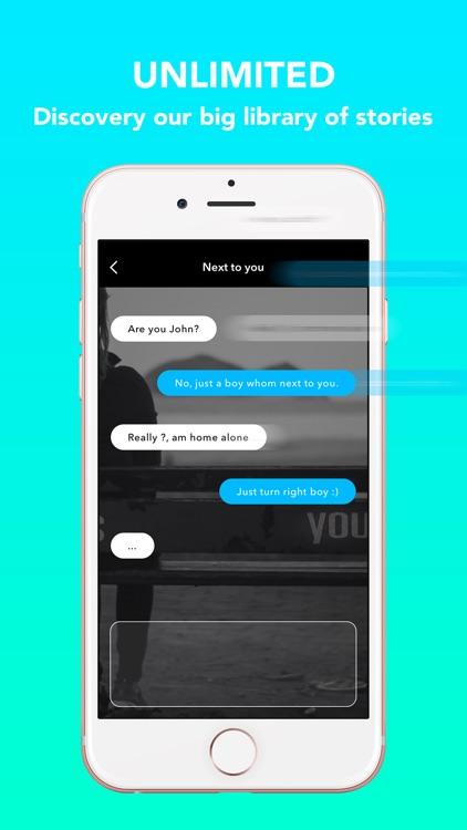Annie: Message Chat Stories